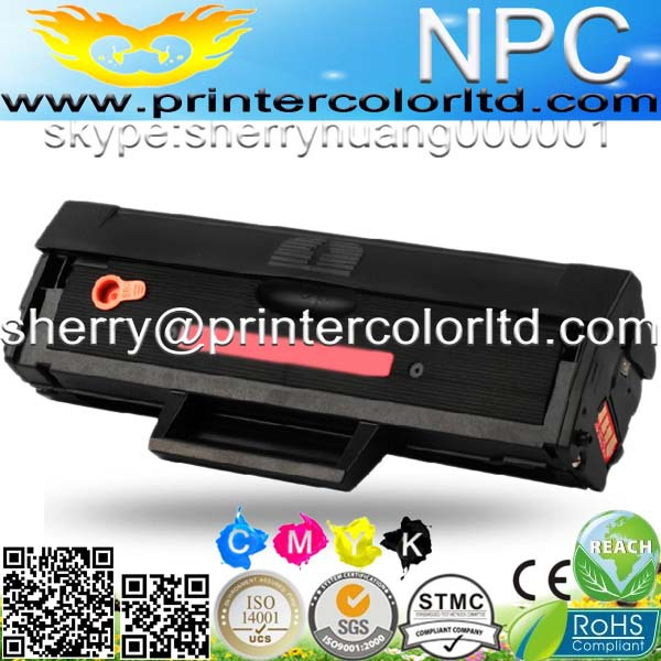 toner Samsung SL M-2070 W 2071-W MLT1112 S 1112 M2021 M-2070W SLM 2020 /ELS low YIELD refill kits CARTRIDGE fuses - Nanchang Printer Color Technology Co.,LTD NPC chips store