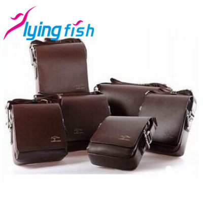 Special Offer! men messenger bags, big promotion genuine Kangaroo leather shoulder man bag casual fashion ipad briefcase QF044(China (Mainland))
