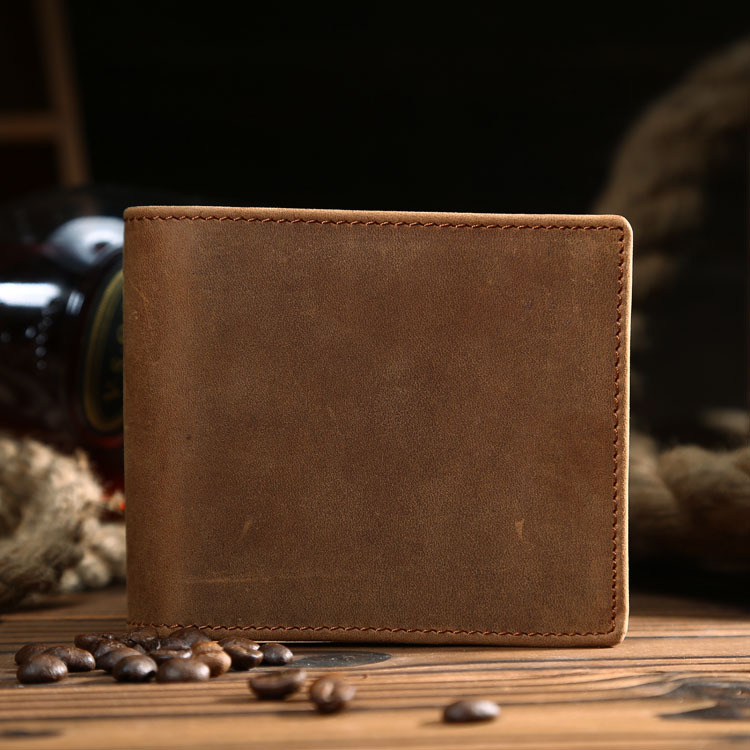 Our guest youpi Bole leather purse money cowhide wallet chuck short one generation<br><br>Aliexpress