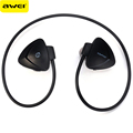 Awei A840BL Wireless Bluetooth Stereo Headset for Music Headphone Sport Running Earphone with Mic For iPhone