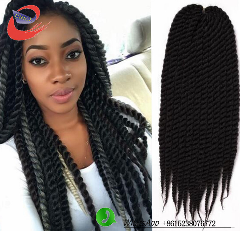 Quality Crochet Hair : twist braids, havana crochet braids havana mambo twist braiding hair ...