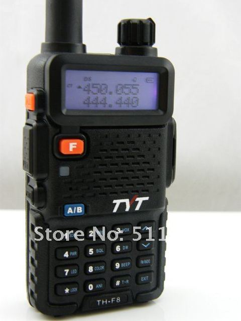 on sale discount free shippingTYT TH-F8 cb band portable two way radio wakie talkie transceiver FM 7W high powered HAM