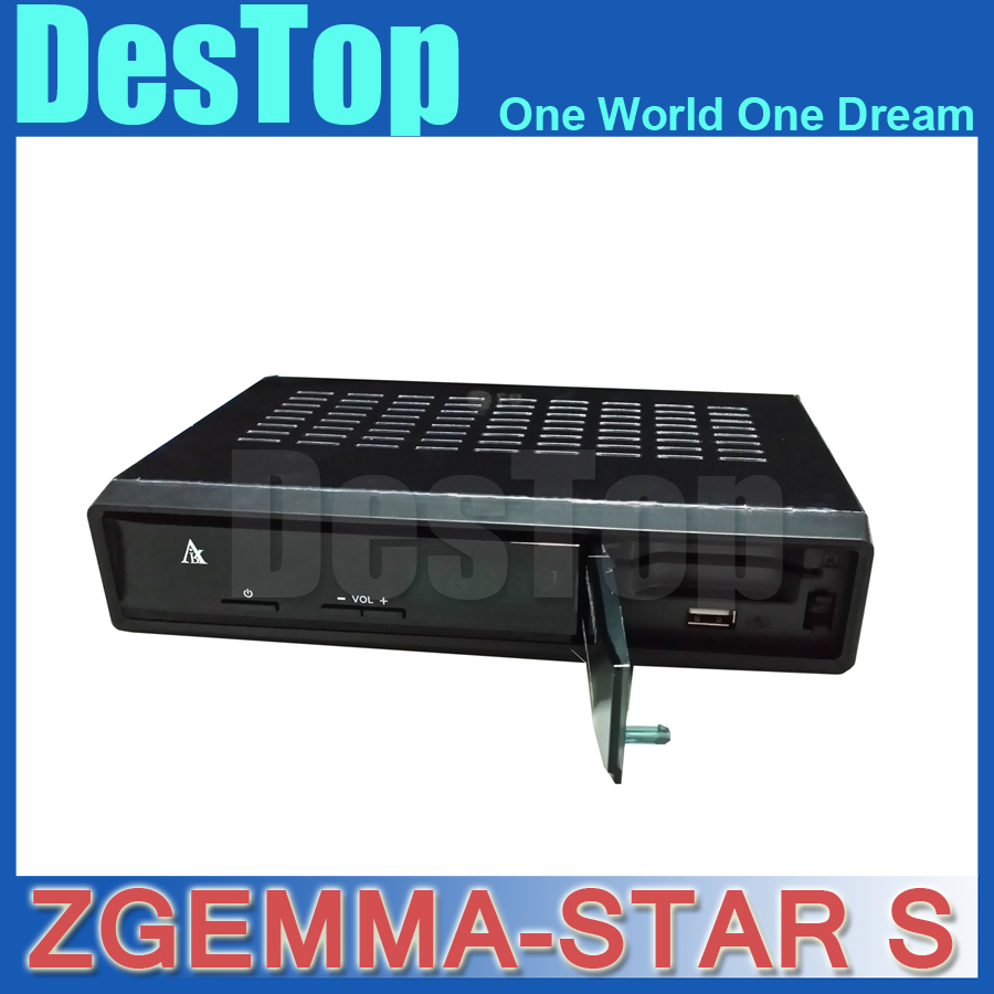 Zgemma Star S Original Enigma2 Linux os DVB-S2 Zgemma Best HD Satellite Receiver Cloud Ibox 2 Plus SE Update Version 20pcs/lot(China (Mainland))
