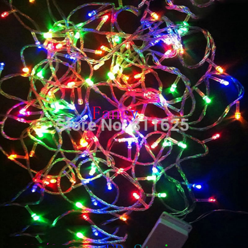 Garland Style String Lights : Aliexpress.com : Buy 200 LED 20M String Fairy Lights Christmas Xmas 64ft Garland decoration ...