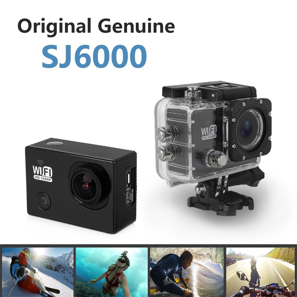 action sports camera original sj6000 wifi mini 30m waterproof 1080p full hd 14mp 2 0 39 39 ltps go. Black Bedroom Furniture Sets. Home Design Ideas