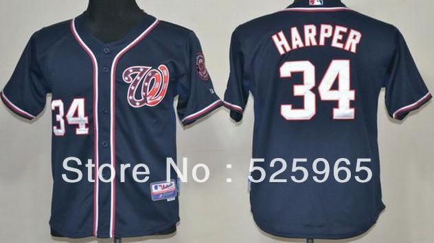 OEM ! MLB #34 base107