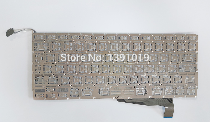 New Original A1286 German Keyboards Laptop Repair Retina For Apple MacBook Pro 2008 Notebook Parts 15.4″ 15″ Replacement