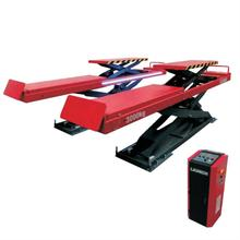 3 Tons Big Scissor Lift  In-Ground Four-wheel Aligner Car Lift (China (Mainland))