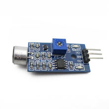 Cheng source sound sensor module voice detection module microphone voice whistle switch module(China (Mainland))