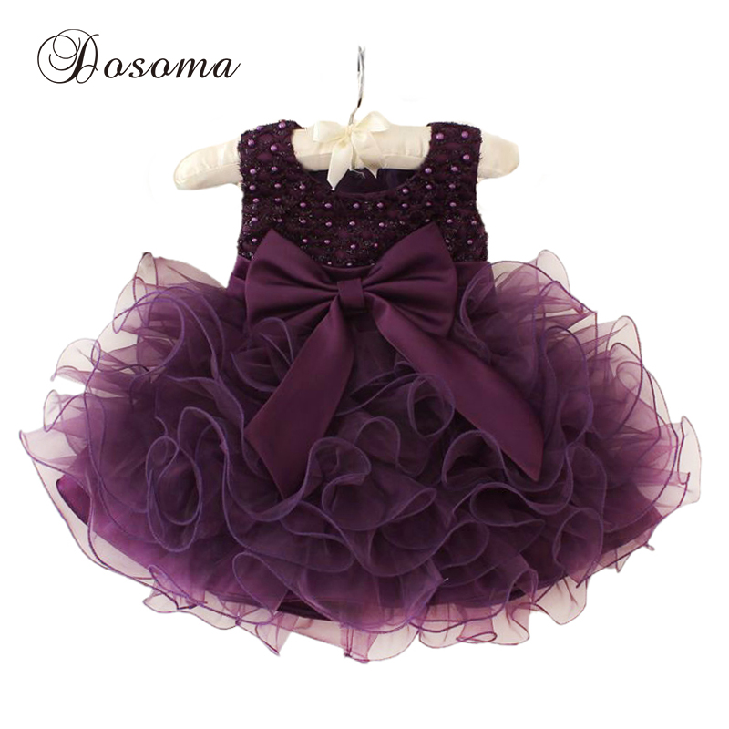 Toddler Girl Dresses Princess Style Wedding Flower Girls