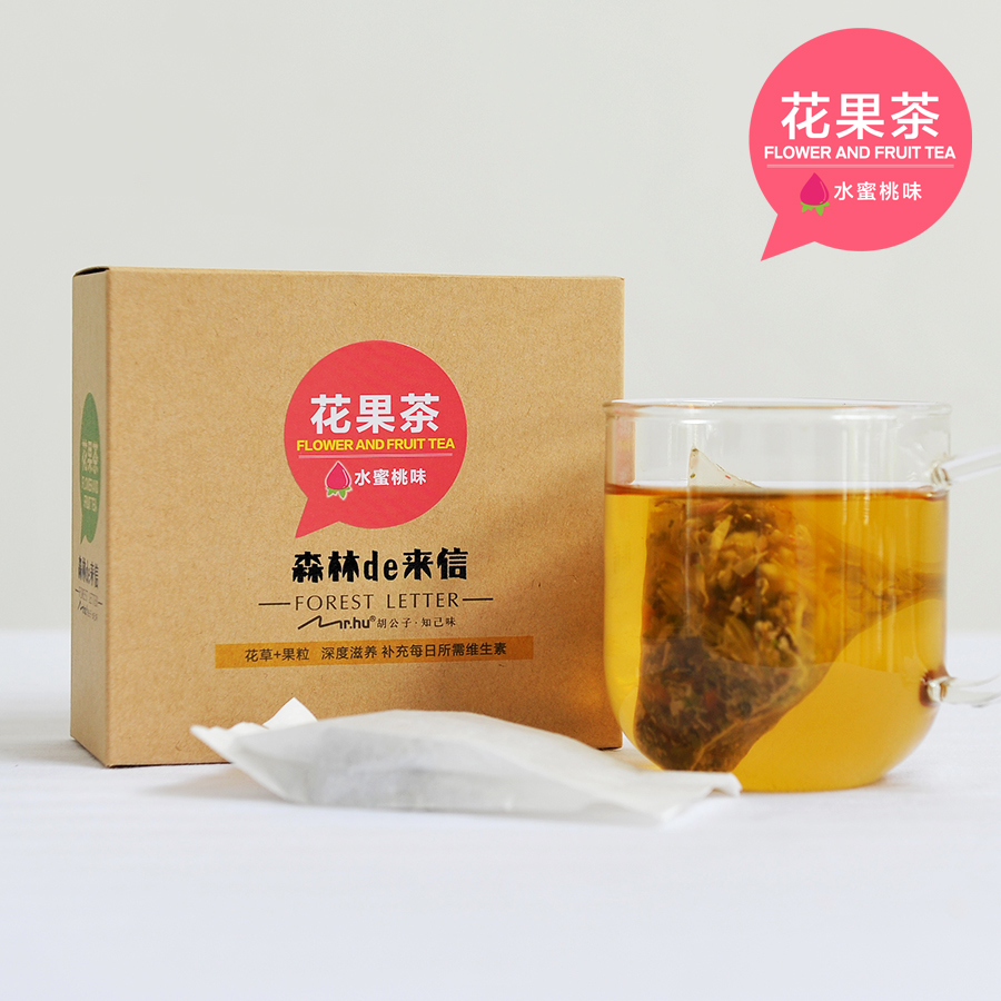 Free Shipping! Free Shipping! Peach flavor of the flower fruit tea fruit tea fruit tea triangle tea bag<br><br>Aliexpress
