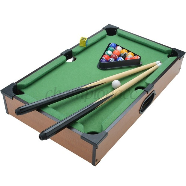 New Mini Pool Table Ball Snooker Top Desktop Table Game Gadget Toy Novelty Gift Billiards Fitness Toys For Children Kids US50(China (Mainland))