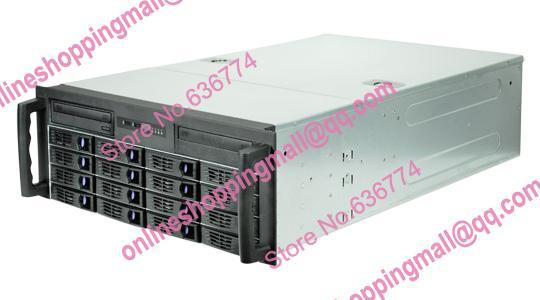 4u computer case hot pluggabel 4u famework type computer case r4316 high quality computer case(China (Mainland))