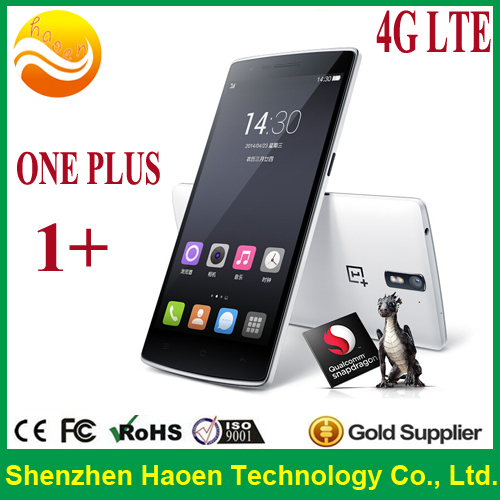 Original One Plus One Mobile Phone 4g LTE FDD! 5.5 inch FDD LTE Smart Phone Oneplus with Android4.4, 1920*1080P, 3G ram 16G rom(China (Mainland))