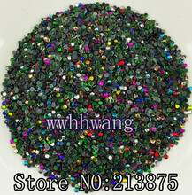 HOT! SS6 2mm B Grade Hotfix Mix color Crystals Rhinestone 1440pcs Garment Accessories for dress, clothes, trousers, hat