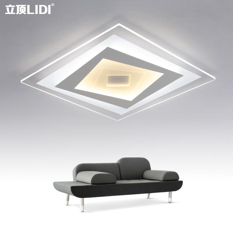 Plafonnier fluorescent promotion achetez des plafonnier for Eclairage plafond salon
