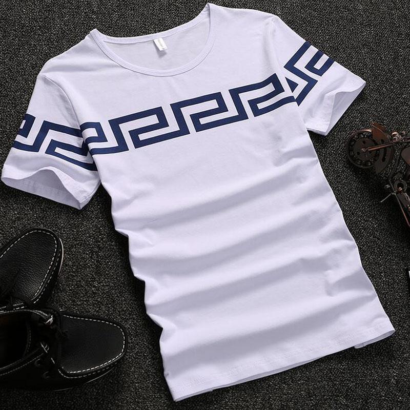 Polousa men's designer brand new fashion clothing set cotton short-sleeve t shirts sports casual T-shirt Men Free shipping 1267(China (Mainland))