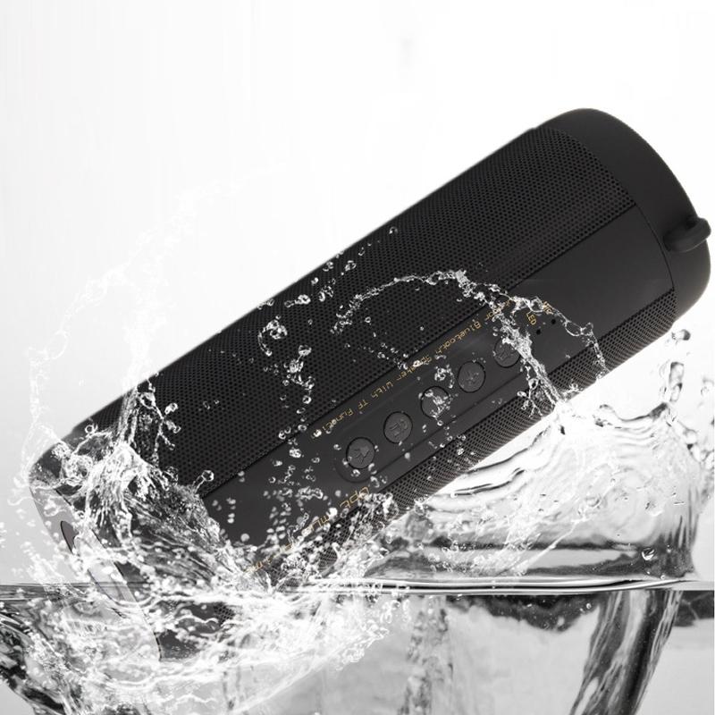 Outdoor Wireless Bluetooth 3.0 Stereo Waterproof Portable Mini Speaker(China (Mainland))