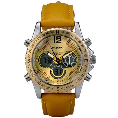PAJERO Luxury Brand Relogio Digital Sport Watches 30M Waterproof Multifunction Climbing Dive LCD Digital Watch Men's Wristwatch(China (Mainland))