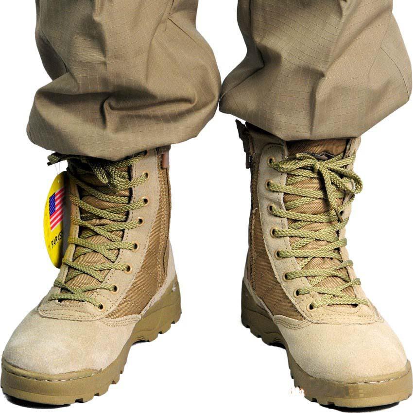 Best Cheap Combat Boots - Yu Boots