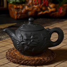2015Teapots Water dragon / Yixing Zisha teapot / Xi Shi purple clay tea sets 180cc Freeshipping