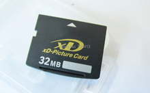 small memory 32MB xD picture card Camera Memory Card 32Mbyte, NOT 32GB(China (Mainland))