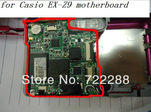 Digital Camera Repair Replacement Parts Z9 EX-Z9 motherboard for Casio(China (Mainland))