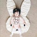 Baby Rabbit Play Mats Kids Toddler Blanket Cover Boys Girls Developing Toy Carpet tapis lapin coelho