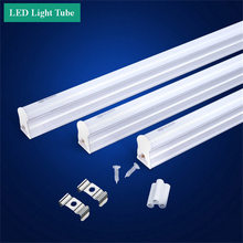 Buy 4W LED Strip Light Tube Bulb T5 Integrated 28cm 20 SMD 2835 400Lm Energy-saving Lamp Tube Pure White Warm White Lighting AC220V for $3.37 in AliExpress store