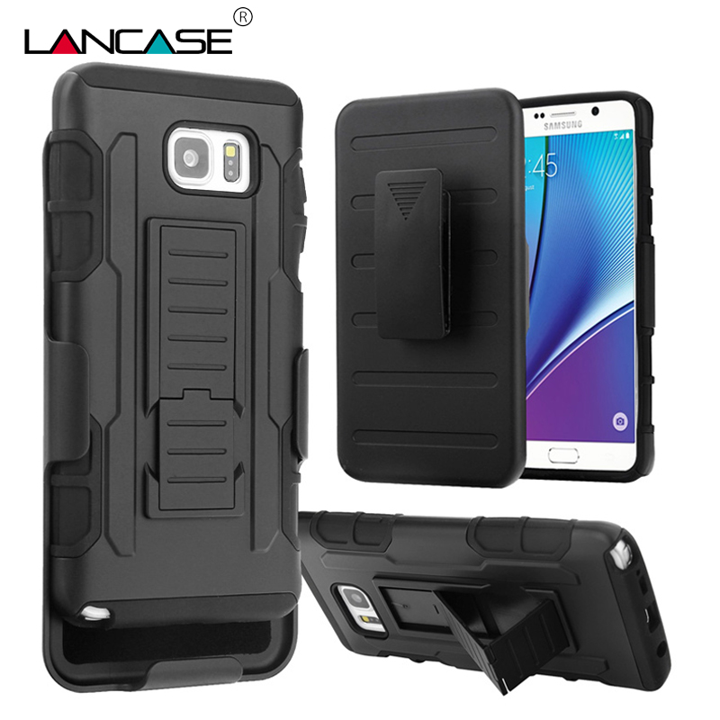 Shockproof Stand Cases for Samsung Galaxy S7 S4 S5 S6 J5 J7 A3 A5 A7 J3 2016 S7 Active Note 7 Armor Case Belt Clip Holster Cover(Hong Kong)