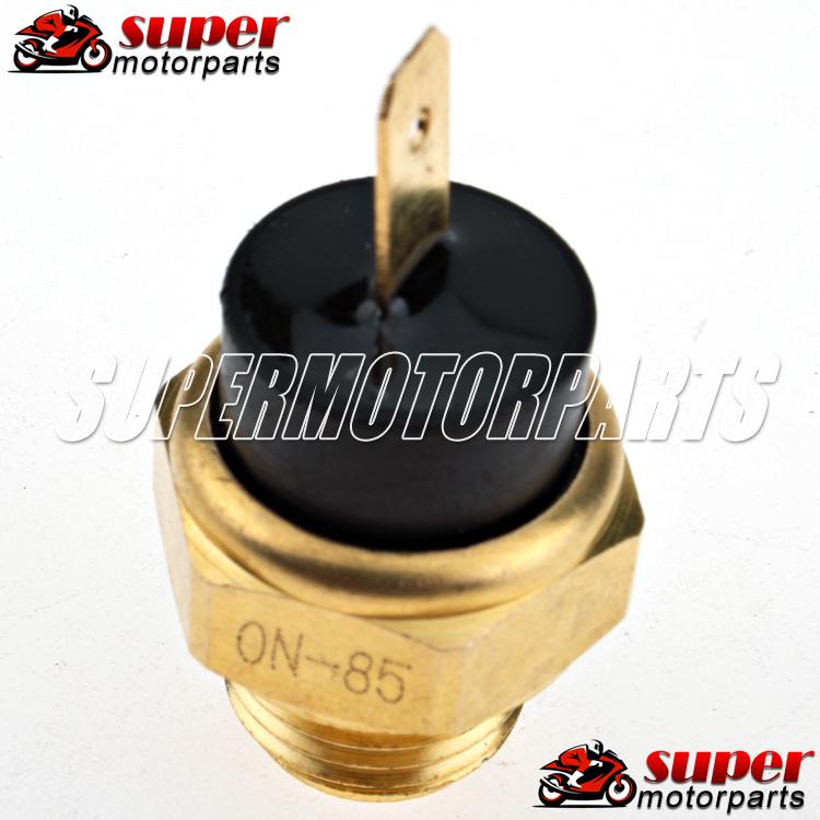 Fit HONDA CB250 CB400 CB500 CB600 CB900 CB1000 CB1300 Radiator Water temperature Switch, thermostat(China (Mainland))
