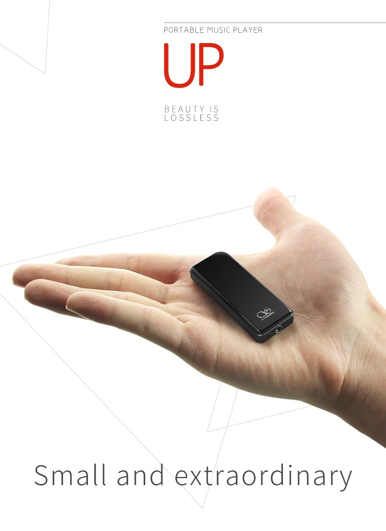 Newest Shanling UP Portable Audio DAC+Headphone Amplifier AMP ES9018K2M+MAX97 Support Native DSD Decoding