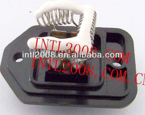 controller Heater Fan Blower Resistor For Daihatsu Charade 4 pin motor resistor Regulator control unit Heater resistance(China (Mainland))