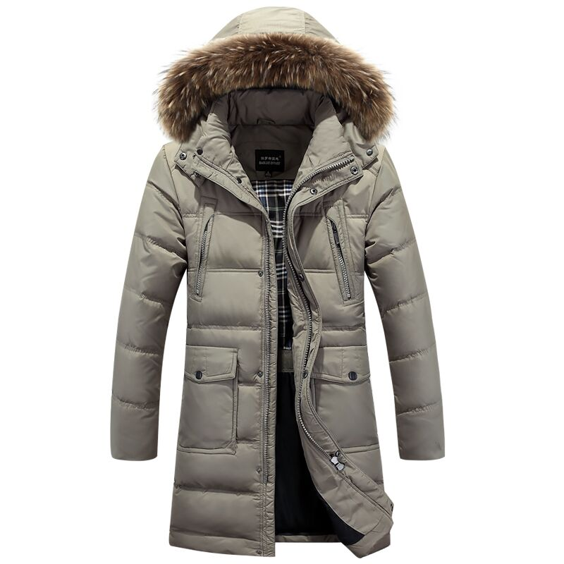 Здесь можно купить  2015 Winter Men Coat Fashion Duck Down Jacket Men