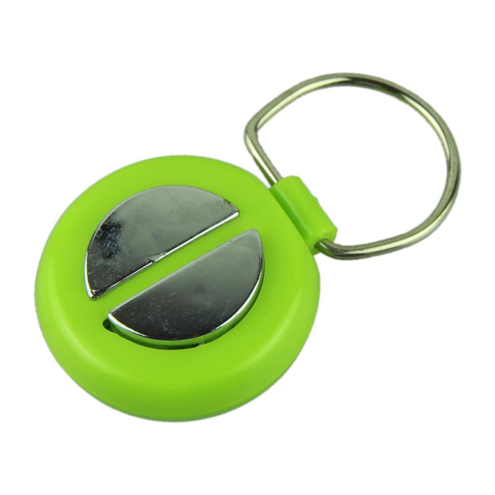 Essential Funny Electric Shocking Hand Buzzer Shock Classic Joke Prank Trick Novelty Toy Green(China (Mainland))