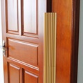 2 pcs set Baby Fingers Safe Care 45cm Door Finger Pinch Guard For Baby Children bumper
