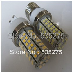 Free shipment!!!G9 5W led corn light with epistar led chip and 3year guarante 10pcs/lots(China (Mainland))