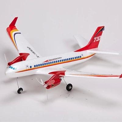 Самолет silverlit boeing 737 на радиоуправлении
