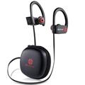 Mini Sport Bluetooth 4 1 Headphones Wireless Ear Hook Stereo Headsets With Mic Noise Canceling Earphone