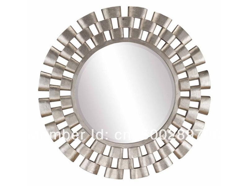 Hot selling decoration mirror wall mirror living room mirror modern design(China (Mainland))