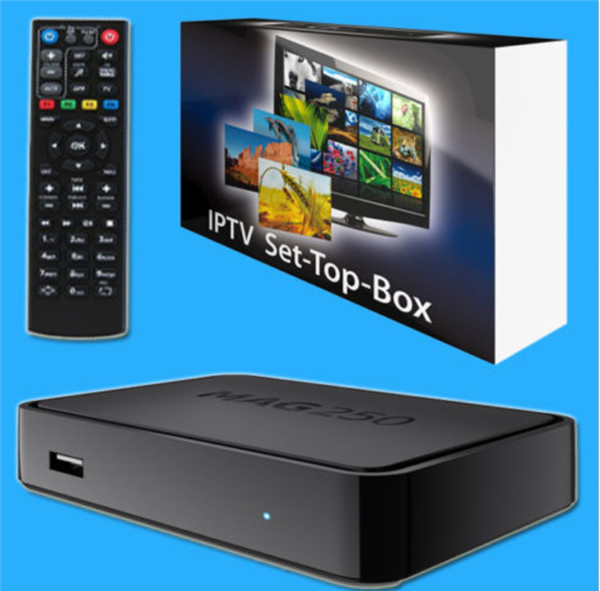 2015 New IPTV TV Box Mag250 Linux Operating System Iptv Set Top Box Without