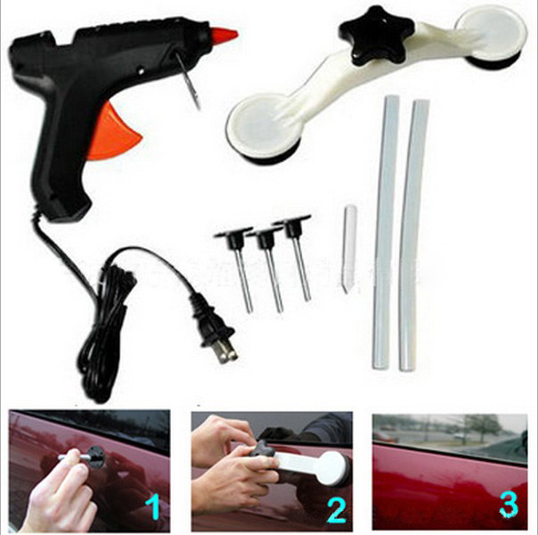 Уход за автомобилем ремонт средство для удаления Car Kit вмятина клеевой пистолет
