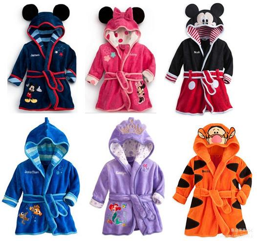 Халат для мальчиков Baby robe 2015 , homewear ,  Y05A-HH-6224 2015 05