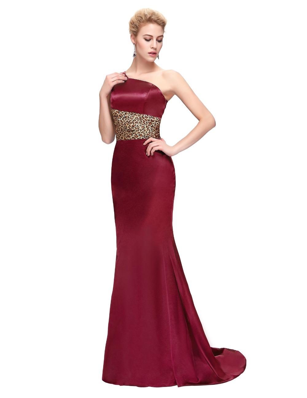 Robe longue rouge 123