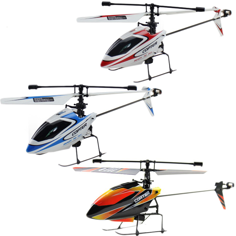 WL V911 drone with gyro RC Helicopter 4CH 2.4GHz remote control toys helicoptero de controle remoto a(China (Mainland))