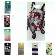 Buy Cute Style Case Sony Xperia M2 S50h / Dual D2302 D2305 D2303 Case Dog Cat Flower Gel Soft Silicone Back Cover TPU Phone Case for $1.36 in AliExpress store