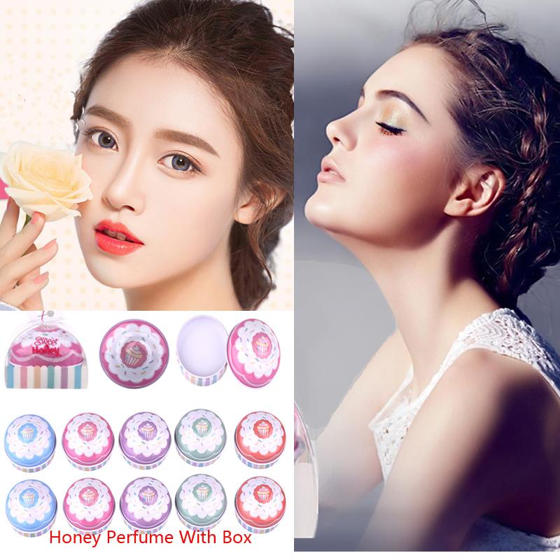 Hot Sweet Honey Parfum Perfume Das Mulheres Candy Box Parfums Et Parfums Pour Femmes Random Color With Box(China (Mainland))
