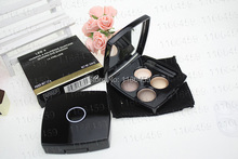 1PC Eye Shadow 4 colors eye palette brand cosmetics eyeshadow lot 4color eyeshadow makeup eye shadow Free Shipping
