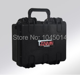 special waterproof equipment tool safety box plastic ABS hard protection case for traveling camp transportation