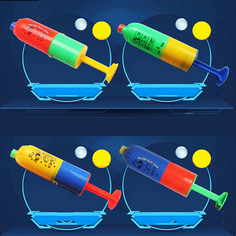 Random Color 1 Shooting Toy+1 Bullets Water Shooting Game Props for Kids Toy with Soft Crystal Bullet(China (Mainland))